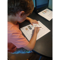 Phonics- matching pictures and captions