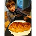 Home baking-YUMMY!