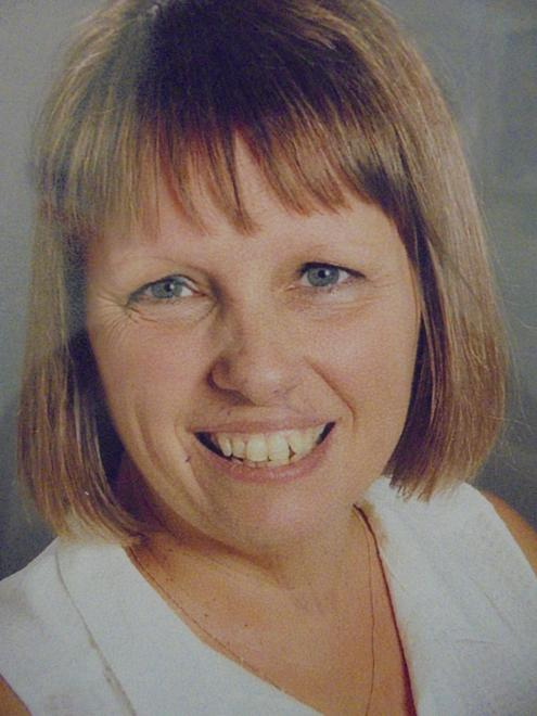 Mrs Scrutton - Office Manager