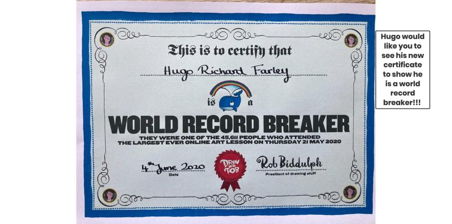 A record breaker !