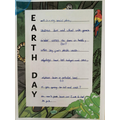 Eva's Earth Day Acrostic Poem