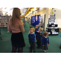 A tour around the Library.