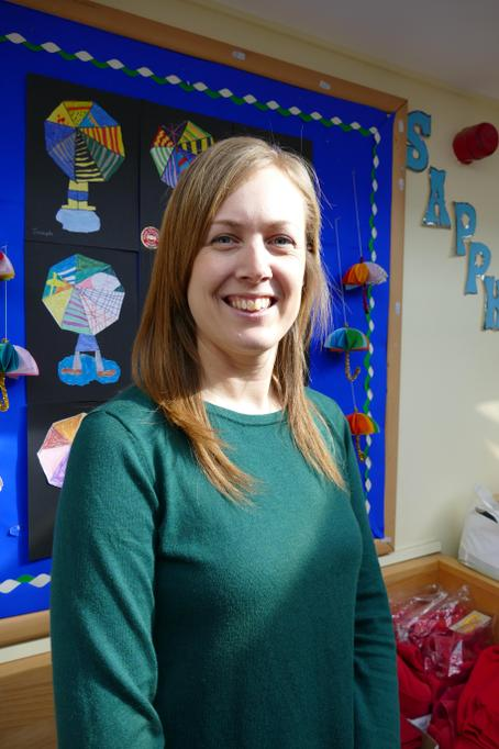 Mrs Holly Harper, Learning Support Assistant