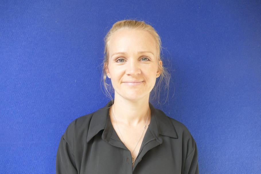 Mrs Jody Pearce, Administrative Assistant