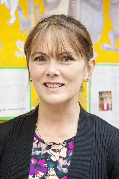 Mrs Ann Thompson-Smith, Early Years Assistant