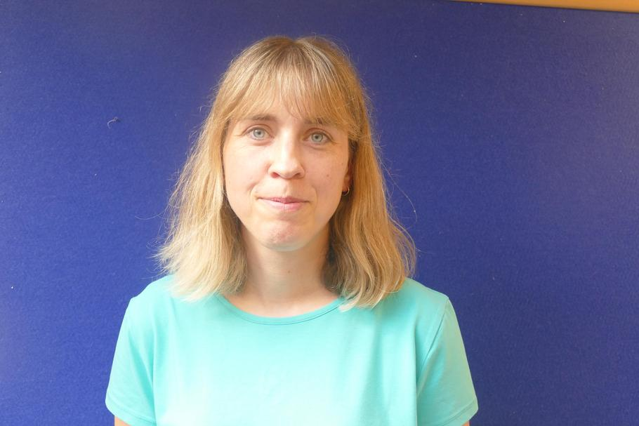 Miss Sarah Boxall, Learning Support Assistant