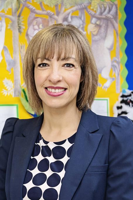 Mrs Danielle Brown, Headteacher