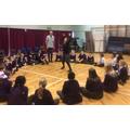 Workshop - Acting skills