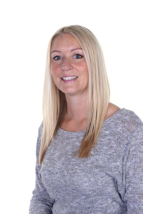 Miss Lucy Heyworth - Jellyfish Class Teacher
