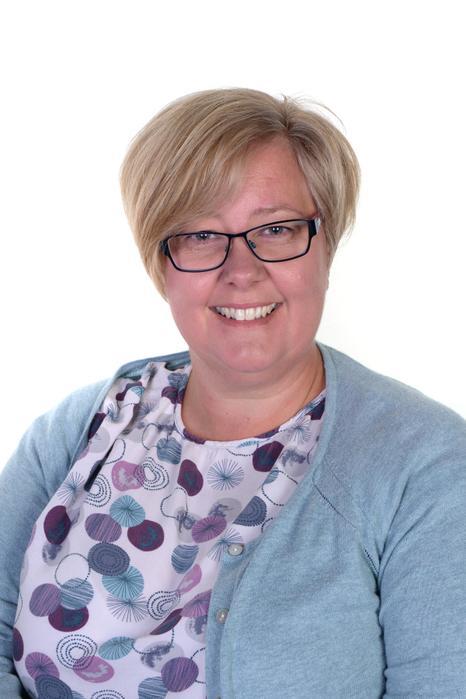 Mrs Nicola Blain - HLTA