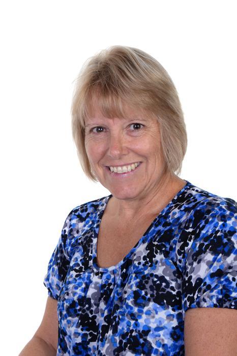 Mrs Gail Popham - Finance Officer