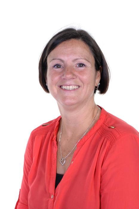 Mrs Kathy Woodcock - Caretaker/Cleaner