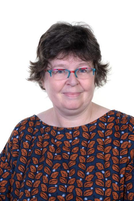 Mrs Jo Macgregor - Teaches across the School