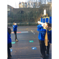 Using our pin hole cameras
