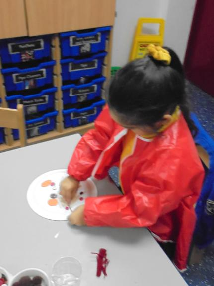 Hickory Dickory Dock - Paper Plate Mouse