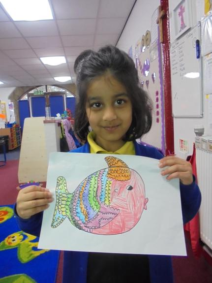 H's Independent Rainbow Fish