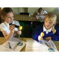 In science we learnt about the planets and how they orbit