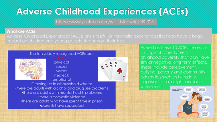 What are Adverse Childhood Experiences?
