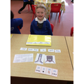 English time - ordering words to create sentences