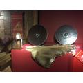 Saxon shields