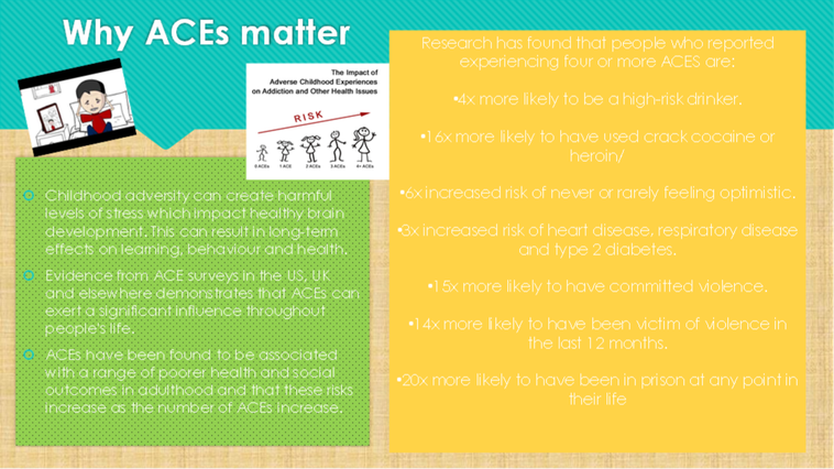 Why do Adverse Childhood Experiences matter?