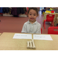 Maths time ordering length