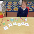 Maths time - sequencing events