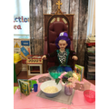 wow day / Mad Hatters Tea Party