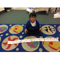 Maths time - ordering numbers