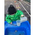 We explored capacity
