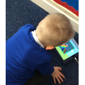 We explored the iPads