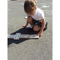 We love dominoes