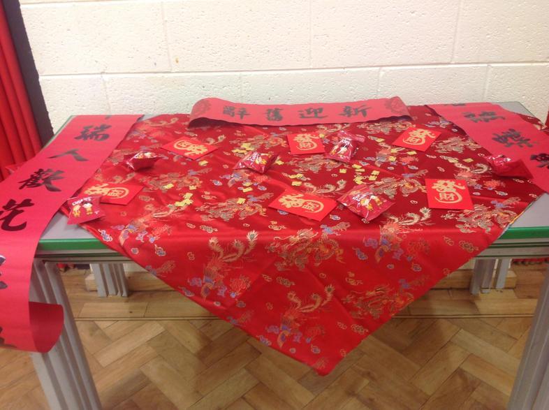 Kids Club celebrate Chinese New Year