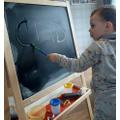 Elliot Writing - Nursery