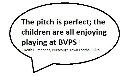 Testimonial from Burscough Town Football Club