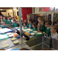 Yr and Y4 food tasting