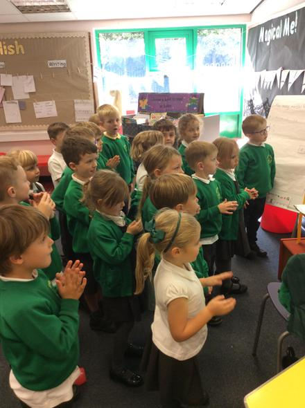 Dancing to the rhythm in music