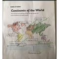 Year 2 - Learning the Continents