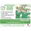 Open Day Advertisment