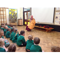 Buddhist Monk Assembly