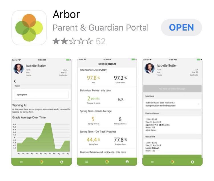 App view