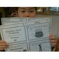 Sam's fractions work