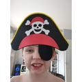 Pirate Jonas