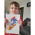 Jonas's Sonic colouring.jpg