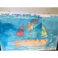 William's marvellous ship