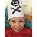 William's Pirate Hat