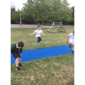Nico jumping high