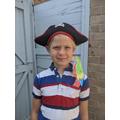 Pirate Rudy