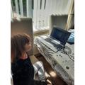 Eva laptop work.jpeg
