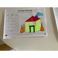 Molly's 3D shape house